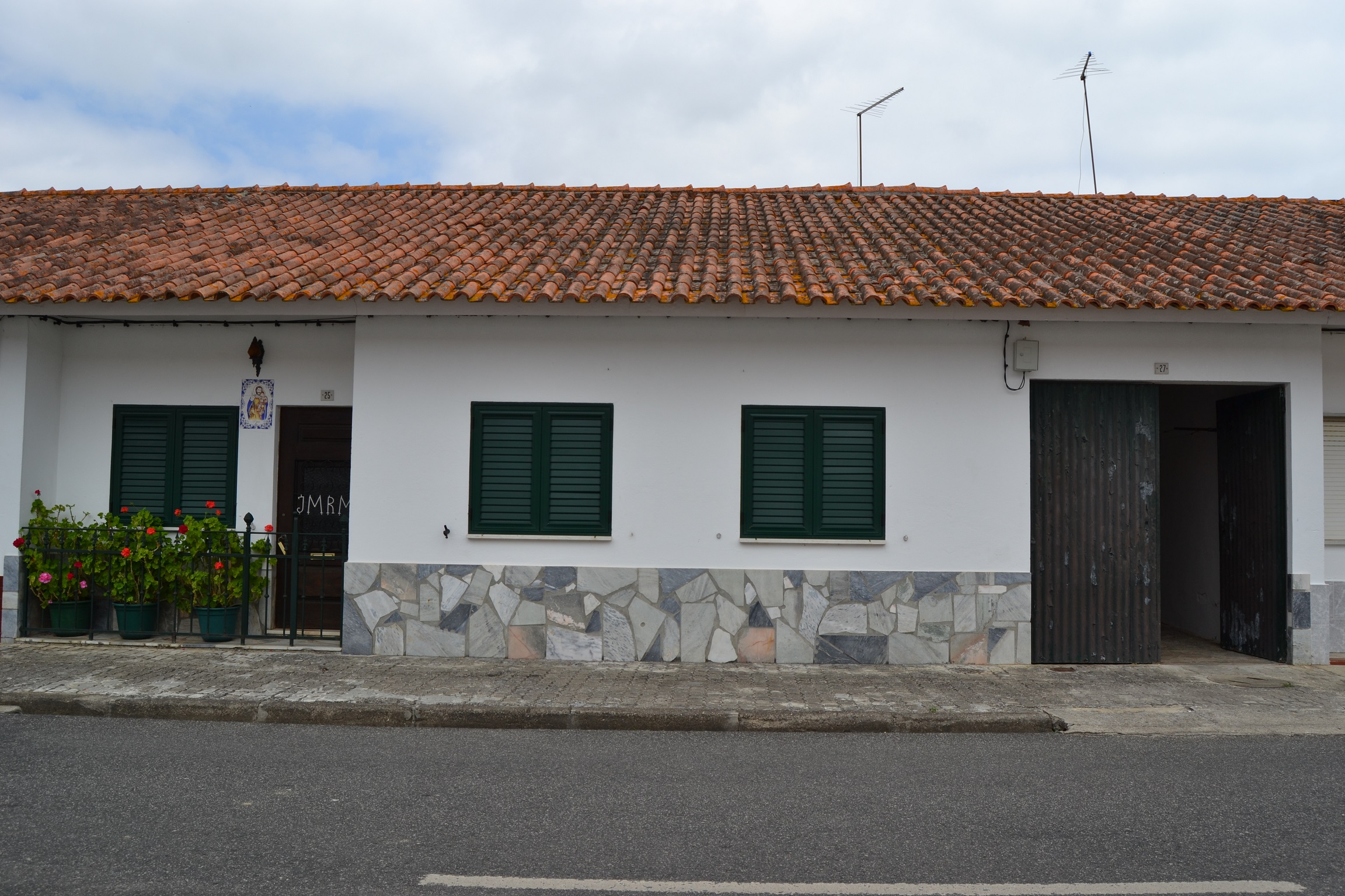 Moradia - Azinhaga
