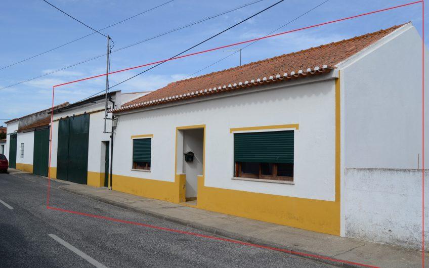Moradia em Azinhaga (Refª C01)